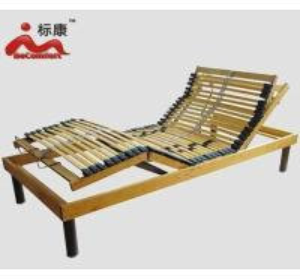 China Slat Adjustable Bed on sale