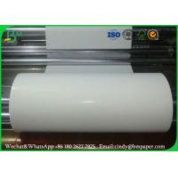 """Quality 36"""" 30"""" 190gsm - 350gsm Cardboard Paper Roll Water Resistance For Business Card wholesale"""