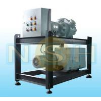 Quality Transformer Vacuum Pump Unit Custom Color Mobile Type With Four Wheels Double Stage wholesale