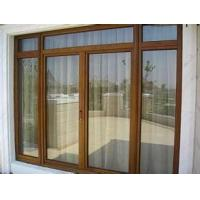 China Aluminium Sliding Door/Double Glazed Aluminium Windows And Doors Comply with Australian Standards on sale