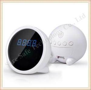 Quality 720P HD Mini Hidden Wifi Clock Camera wifi mini camera wholesale