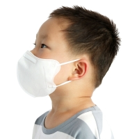 Quality 99.9% BFE Disposable Children Kn95 Kids Face Masks 5 Layers wholesale