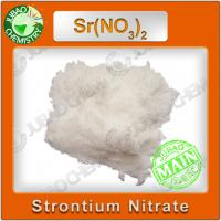 China 99.5% Strontium Nitrate on sale