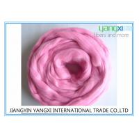 Quality Dyed Polyester Tow High Tenacity For Automotive Interiors / Cloth wholesale