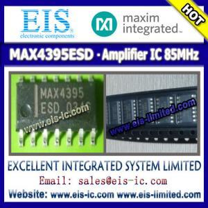 Quality MAX4395ESD - MAXIM - IC OP AMP 85MHZ R-R 14-SOIC - sales009@eis-ic.com wholesale