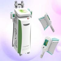 Quality Best seller!!! Low price for 5 handles cryolipolysis and cavitation wholesale