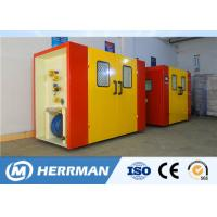 China High Speed Triple Cable Bunching Machine , Wire Twisting Machine Intelligent Control on sale