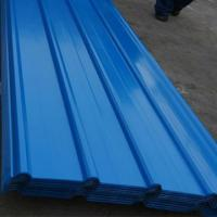 Quality Hot dipped galvanized corrugated steel roofing sheet (SGCC) wholesale