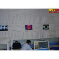 Cheap Embossed Resin Wallpaper 3D Decorative Wall Panels Lounge Room Removable Wall for sale