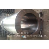 Quality Gears Carbon Steel Foring Rings Sleeve JIS S45CS48C DIN 1.0503 C45 IC45 080A47 CC45 SS1650 F114 SAE1045 wholesale