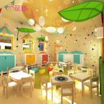 China Pre School Furniture Kids Playing Equipment Preschool Supplies for sale