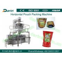 Quality Horizontal stand up Automatic Pouch Packing Machine FOR tea with 1 year guarantee wholesale