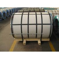 Quality Grade 304 / 2BA No.4 8K 6K + PVC  Stainless Steel Coil Rolls in Size 1000 * 2000mm /  1220 * 2440mm / 1524 * 3048mm wholesale