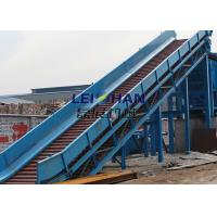 Quality High Efficiency Chain Conveyor Systems , Paper Production Chain Link Conveyor Belt wholesale