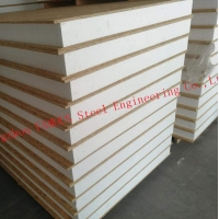 China Structural Insulated OSB EPS PU XPS PIR Sandwich Wall SIP Panels on sale