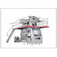 Quality High Speed  Paper Carton Aseptic Beverage Packaging Machine Turn Key Project 100-330ml wholesale