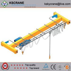 Quality Attractive and reasonable price 5 ton single girder overhead crane wholesale