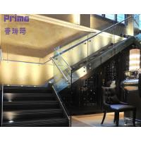 Quality wall mount standoff for indoor glass grill design stainless steel balustrade wholesale