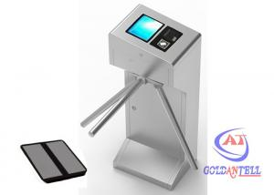 China Smart esd fitting room turnstile tester with Integrated electrostatic access control door system on sale
