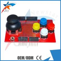 Quality JoyStick Shield For Arduino , Expansion Board Analog Keyboard and Mouse wholesale