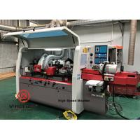 Buy cheap Heavy Duty 4 Head Planer Moulder Main Spindle Diameter Φ 40 Vibration Reduction from wholesalers