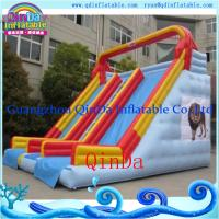 China inflatable park  inflatable slide toy Water Slide Inflatable Water Toy for Water Park on sale