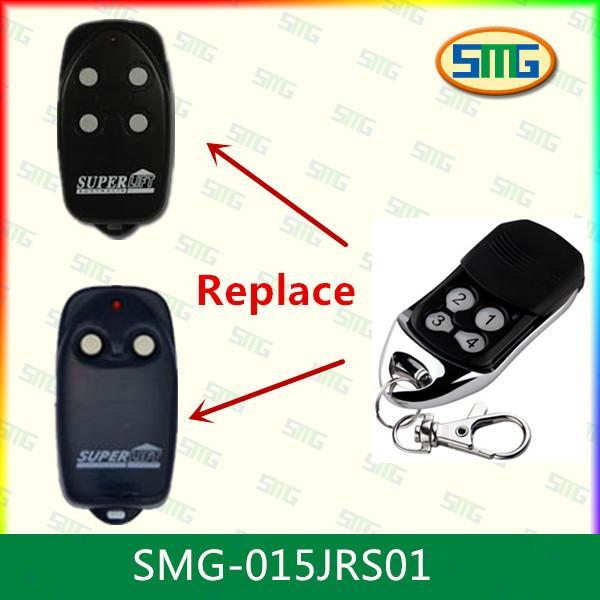 Cheap superlift garage door remote control replacement garage opener auto rolling code of ec91105640 - Rolling code garage door remote ...