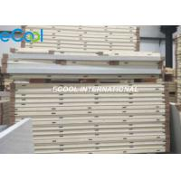 China Insulated Freezer Panels With Installation Hook Suitable for Small and Middle Cold Room on sale