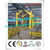 Quality Trailer Chassis Box Beam Production Line Chain Turning Machine 360 Degree Rotation Angle wholesale