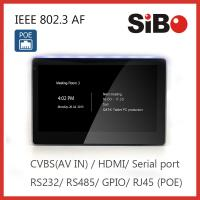 Quality Enhanced PoE Tablet PC with Controllable RGB LED Strip wholesale