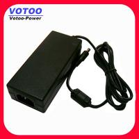 Quality 12V AC Power Adaptor 5A 6A AC DC For 3528 5050 LED strips Light CCTV Laptop wholesale