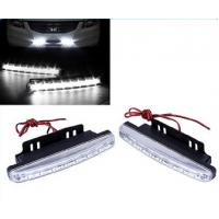 Quality LED Daytime Running Lights 12V DRL Car Styling Parking Head Lamp wholesale