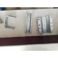 Quality High Performance Sheet Metal Stamping Process SS Plate Parts , Simple Single Die Mould wholesale