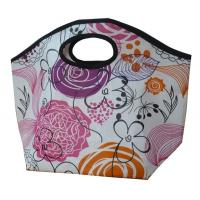 China Customized Colorful Reusable PP Woven Shopping Bag For Ladies / Girls With Full Printing on sale