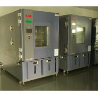 Quality Temperature And Humidity Environmental Climate Stability Test Chamber wholesale