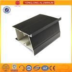 Quality Powder Coated Aluminium Profile For Windows Or Doors Frame Champangn , Bronze wholesale