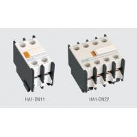 Quality Industrial auxiliary contact block , high voltage vacuum motor contactors wholesale