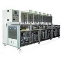 China Electric Full-automatic silicon wafer ultrasonic cleaning line for photo-etching on sale