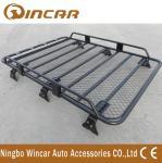 Quality Half Frame Car Roof Rack Cargo Carrier Gutter Mount wholesale