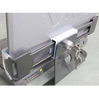 Quality High-grade aluminum alloy Security anti-theft Laptop Notebook lock-1090st wholesale
