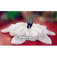 Quality White Giant Wedding Inflatable Flower for Couple or Bride Inside wholesale