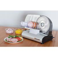 Quality Professional Heavy Duty Meat Slicer Commercial With Finger Protection Carriage 200 Watt wholesale
