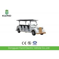 Quality Sightseeing 11 Seats Electric Vintage Cars with Corrosion Resistance Body CE Approved wholesale