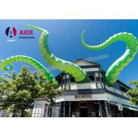 Quality 4M Giant Inflatable Octopus , Festival Celebrating Inflatable Party Decorations wholesale