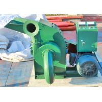 Quality Hammer Mill Wood Crusher Machine Easy Operate For Wood Waste And Wood Chips wholesale