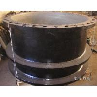 Double Flange Pipe With Puddle Flange