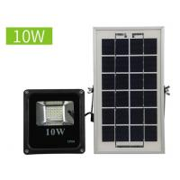 Quality 10W Solar LED Flood Lights Outdoor Solar Security Lights for Garden Patio Path Pool Lighting wholesale