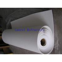 Quality Ceramic Fiber Insulation Refractory Paper For Induction Coil Liner wholesale