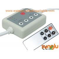 Quality Professional LED Lighting Accessories IR 6 Keys Infrared RGB LED Light Controller wholesale