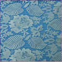 Embroidered Fabric, Made of 100 Polyester with 55 to 57-Inch Width and Available in Various Colors